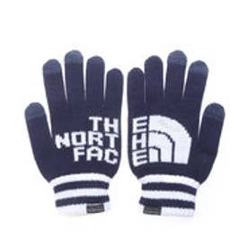 ザ ノース フェイス THE NORTH FACE メンズ トレッキング グローブ Big Logo E-Knit Glove NN61619