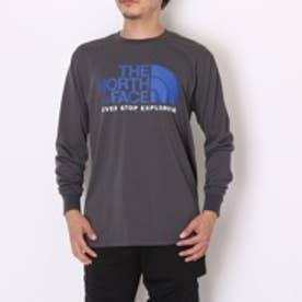 ザ ノース フェイス THE NORTH FACE アウトドアTシャツ NT81500カラーLS グレー (グレー)