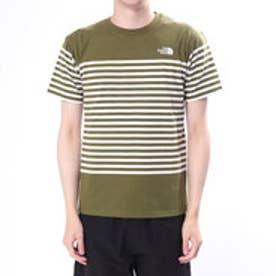 ザ ノース フェイス THE NORTH FACE メンズ トレッキング 半袖Tシャツ S/S CEOA BRDR T NT31713