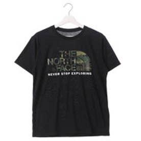 ザ ノース フェイス THE NORTH FACE ユニセックス トレッキング 半袖Tシャツ S/S CAMOUFLA LG T NT31622