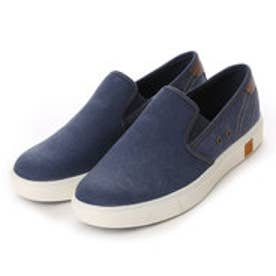 ティンバーランド Timberland メンズ 短靴 AMHERST SLIPON NAVY A15LA 548