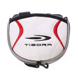 ティゴラ TIGORA パターカバー  TR-0B1045PCマレット  (ホワイト×レッド)