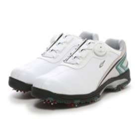 ティゴラ TIGORA メンズ ゴルフ ダイヤル式スパイクシューズ 0466134214 448