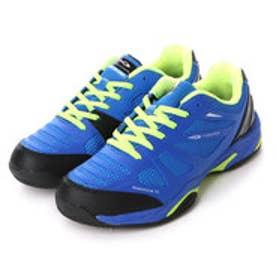 ティゴラ TIGORA テニスシューズ(オールコート用)  TR  2TS1025ACBLY  (ブルー×イエロー)