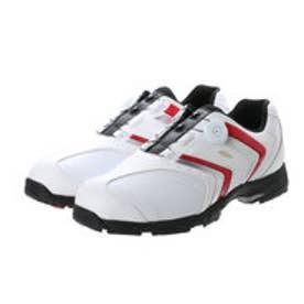 ティゴラ TIGORA メンズ ゴルフ ダイヤル式スパイクレスシューズ 0461130317 489