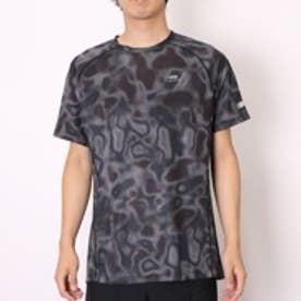 ティゴラ TIGORA ランニングTシャツ  TR-3R1515TS     ブラック  (ブラック)