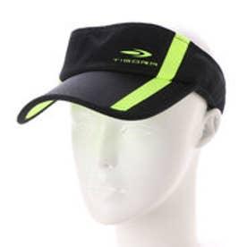 ティゴラ TIGORA メンズ テニス サンバイザー TR-2TA1017SV BK