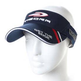 ティゴラ TIGORA メンズ ゴルフ サンバイザー ゴルフ キャップ TR-1C1008 SV-T