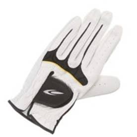 ティゴラ TIGORA ゴルフグローブ  TR-1G1255       ホワイト (ホワイト×ブラック)