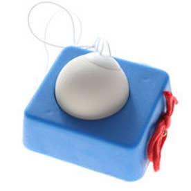 ティゴラ TIGORA 軟式テニス 練習用ゴム付きボール 2111070008