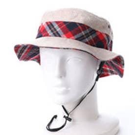 ティゴラ TIGORA レディース トレッキング 帽子 TR-9D2908HT