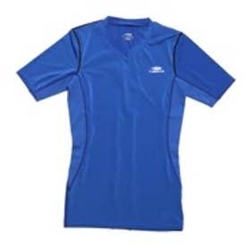 ティゴラ Tigora ジュニアサッカーインナーシャツ TR-8SW4064UTハンソ ブルー