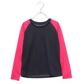 ティゴラ TIGORA ジュニア 長袖機能Tシャツ TR-9A4618TLG ヒ
