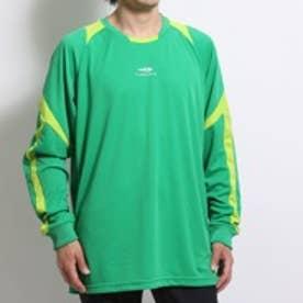ティゴラ Tigora サッカーゴールキーパーシャツ TR-8SW1725 GK グリーン