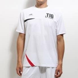 【アウトレット】ティゴラ TIGORA テニスシャツ  2605075015 ホワイト (ホワイト)