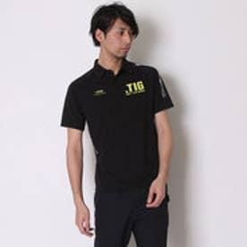ティゴラ TIGORA テニスシャツ  TR-2TW1706PS ブラック (ブラック)
