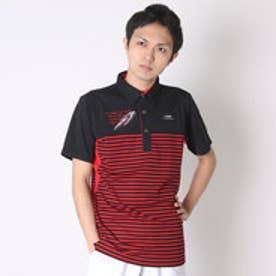【アウトレット】ティゴラ TIGORA ゴルフシャツ  TR-1H1036P ブラック (ブラック)