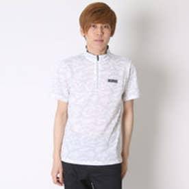 ティゴラ TIGORA ゴルフシャツ  TR-1H1076B ホワイト (ホワイト)