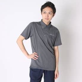 【アウトレット】ティゴラ TIGORA ゴルフシャツ  TR-1H1026B ブラック (ブラック)