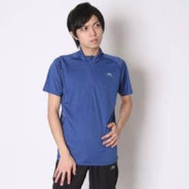 ティゴラ TIGORA ランニングTシャツ  TR-3R1216TS (ダークブルー)