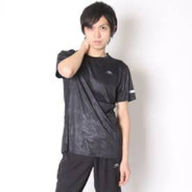 ティゴラ TIGORA ランニングTシャツ  TR-3R1206TS (ブラック)