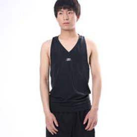 ティゴラ TIGORA メンズ バスケットボール ノースリーブシャツ TR-8KW1007UT TR-8KW1007UT