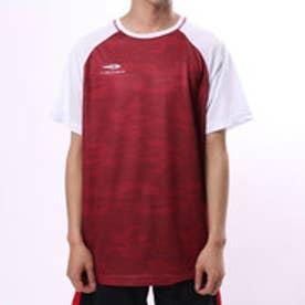 ティゴラ TIGORA メンズ 野球 半袖Tシャツ TR-8BW1037TS