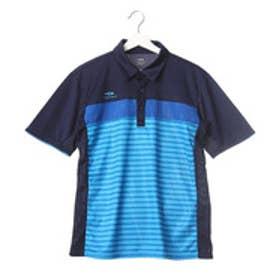 ティゴラ TIGORA メンズ テニス 半袖ポロシャツ TR-2TW1007PS