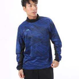 ティゴラ TIGORA メンズ 長袖機能Tシャツ TR-9A1627TL   ヒ
