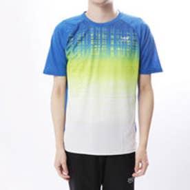 ティゴラ TIGORA メンズ テニス 半袖 Tシャツ TR-2TW1018TS