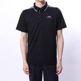 ティゴラ TIGORA メンズ ゴルフ 半袖シャツ ゆったりサイズ有り TR-1H1068P