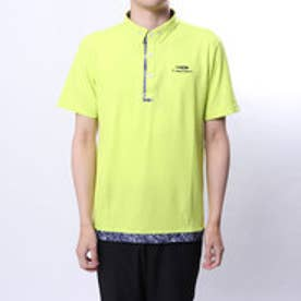 ティゴラ TIGORA メンズ ゴルフ 半袖シャツ ゆったりサイズ有り TR-1H1018B