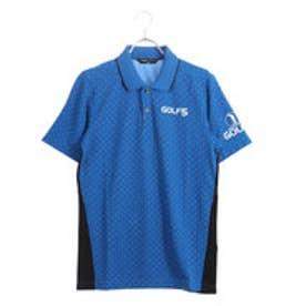 ティゴラ TIGORA メンズ ゴルフ 半袖シャツ TR-1H1048P-G5