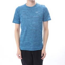 ティゴラ TIGORA メンズ 陸上 ランニング 半袖 Tシャツ TR3R1208TSウBL