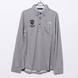 ティゴラ TIGORA メンズ ゴルフ 長袖シャツ TR-1L1518B