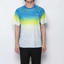 6147e2c693414 ティゴラ TIGORA メンズ テニス 半袖Tシャツ TR-2TW1019TS