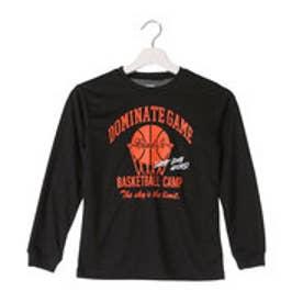 ティゴラ TIGORA ユニセックス バスケットボール 長袖Tシャツ IG-8KW4756TL TR-8KW4756TL