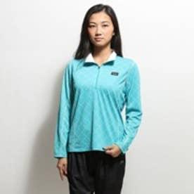 ティゴラ TIGORA ゴルフシャツ TR-1L2525Z グリーン (ピーコックグリン)