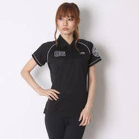 ティゴラ TIGORA ゴルフシャツ  TR-1H2016P ブラック (ブラック)