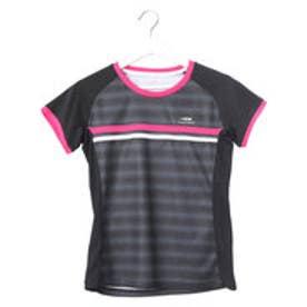 ティゴラ TIGORA レディース テニス 半袖Tシャツ TR-2TW2017TS