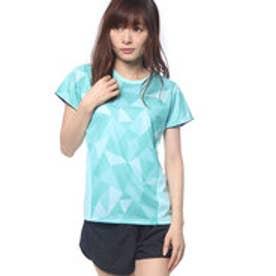 ティゴラ TIGORA レディース テニス 半袖Tシャツ TR-2TW2607TS