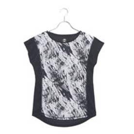 ティゴラ TIGORA レディース フィットネス 半袖Tシャツ TR-3F2607TS