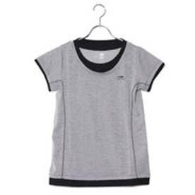 ティゴラ TIGORA レディース テニス 半袖 Tシャツ TR-2TW2028TS