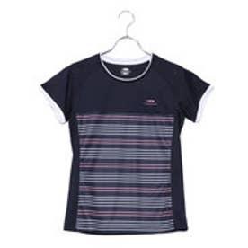 ティゴラ TIGORA レディース テニス 半袖 Tシャツ TR-2TW2018TS