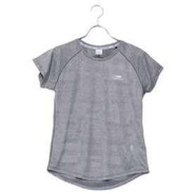 ティゴラ TIGORA レディース 陸上 ランニング 半袖 Tシャツ TR3R2208TSウBK