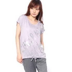 ティゴラ TIGORA レディース フィットネス 半袖Tシャツ TR-3F2808TS