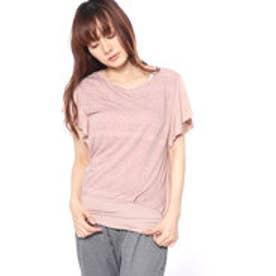 ティゴラ TIGORA レディース フィットネス 半袖Tシャツ TR-3F2838TS