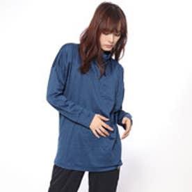 ティゴラ TIGORA レディース 長袖機能Tシャツ TR-9A2628TL