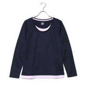 ティゴラ TIGORA レディース 長袖機能Tシャツ TR-9A2618TL