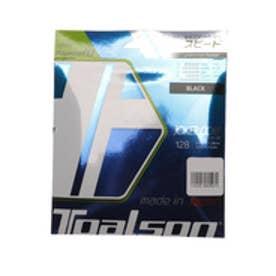 トアルソン TOALSON ユニセックス 硬式テニス ストリング ジョーカーコア128 ブラック 7392810K